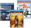 Buy One Blu-ray Movie, Get One Free