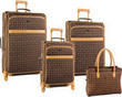Pierre Cardin Revolution Spinner 4-Piece Luggage Set