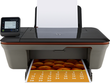 HP Deskjet Network-Ready Wireless Color e-All-In-One Printer