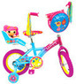 12 Lalaloopsy Bicycle with Doll Carrier and Bag