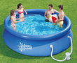 Summer Escapes 10' x 30 Quick Set Ring Pool w/ Pump