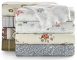 JCP Home Print Flannel Sheet Set