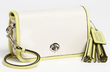 Coach 'Legacy Penny' Two Tone Leather Crossbody Bag