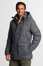 Men's Regular Wool Down Parka