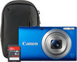 Canon PowerShot A4000 IS 16MP Camera Bundle