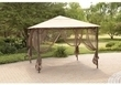 Living Accents 10' x 10' Gazebo