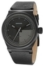 Diesel Turbo Series IP Stainless Steel Black & Grey Watch