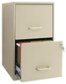 Two-Drawer Vertical File