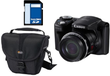 Canon PowerShot SX500 Camera Bundle