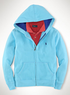 Polo Ralph Lauren Boys' Full-Zip Pony Hoodie