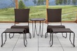 Agio Bali Wicker 5-Piece Patio Set