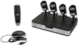 ZMODO 4-Channel CCTV DVR Camera System