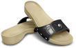 Women's Cobbler Patent Slide Sandals