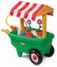 Little Tikes 2-in-1 Garden Cart & Wheelbarrow