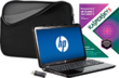 HP Laptop, Internet Security Software, Sleeve & Flash Drive