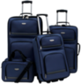 Concourse Brayton Suitcase 4-Pc. Set