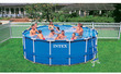 Intex 15' x 48 Metal-Frame Swimming Pool