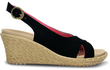 Women's A-Leigh Linen Wedge's