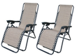 Fitzpatrick 2-Piece Sling Patio Comfort Lounger Set