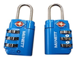 McNett TSA Luggage Lock, 2 Pack