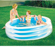 Summer Escapes 3'8 x 1'10 Quick-Set Swimming Pool