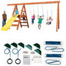 Swing-N-Slide Alpine Custom Ready-to-Build Swing Set Kit