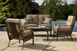 La-Z-Boy Outdoor Kennedy 4pc Seating Set