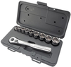 Craftsman 10-Piece 3/8 Socket Wrench Set