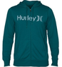 Hurley One & Only Zip Hood Men's Sweatshirt