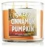 2x Sweet Cinnamon Pumpkin 14.5 oz. 3-Wick Candle