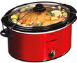 Hamilton Beach 5-Quart Portable Slow Cooker