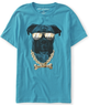 Bad Dog Graphic Tee Shirt