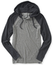 Long Sleeve Hooded Henley