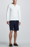 Polo Ralph Lauren Double-Layer Slub Hoodie Tee