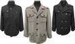 Brave Soul Men's Wool Jackets
