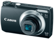 PowerShot A3300 IS 16MP 5x Optical Digital Camera (Refurb)
