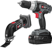 Porter-Cable 18V Nickel Cadmium Cordless Combo Kit