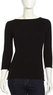 Cashmere Bateau-Neck Women's Sweater
