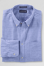 Men's Long Sleeve End-On-End Supima Poplin Shirt