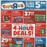 ToysRUs Black Friday Ad Posted
