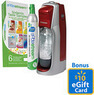 SodaStream Jet Home Soda Maker Starter Kit w/ $10 Gift Card