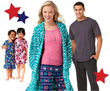 Kmart - Up to 40% Off Joe Boxer Fleece and Thermals
