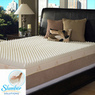 Slumber Solutions Highloft 4 Memory Foam Mattress Topper