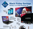 Sam's Club Black Friday Ad Leaked