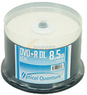 Optical Quantum 8.5GB 8X DVD+R DL 50 Pack