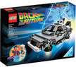 Lego The DeLorean Time Machine Play Set