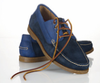 Polo Ralph Lauren Blackley Oiled-Suede Boat Shoe
