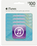 $25 iTunes Gift Card, 4-Pack