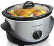 Hamilton Beach Stainless Steel Slow Cooker