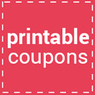 200+ Printable / In-Store Coupons